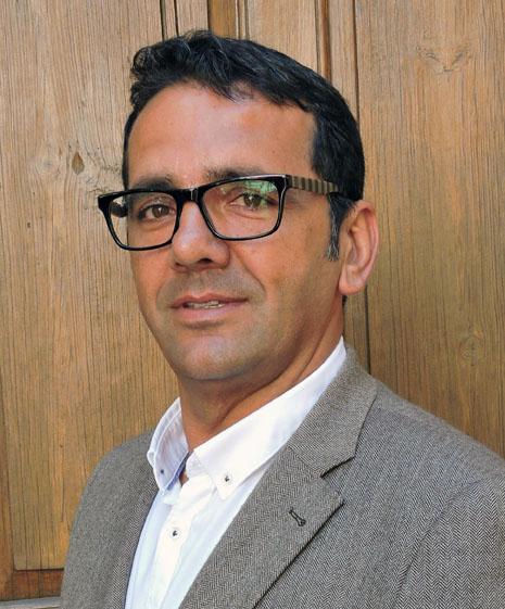 Sr. D. Guillermo Nicanor Concepción Rodríguez (PPMAJO) Concejal