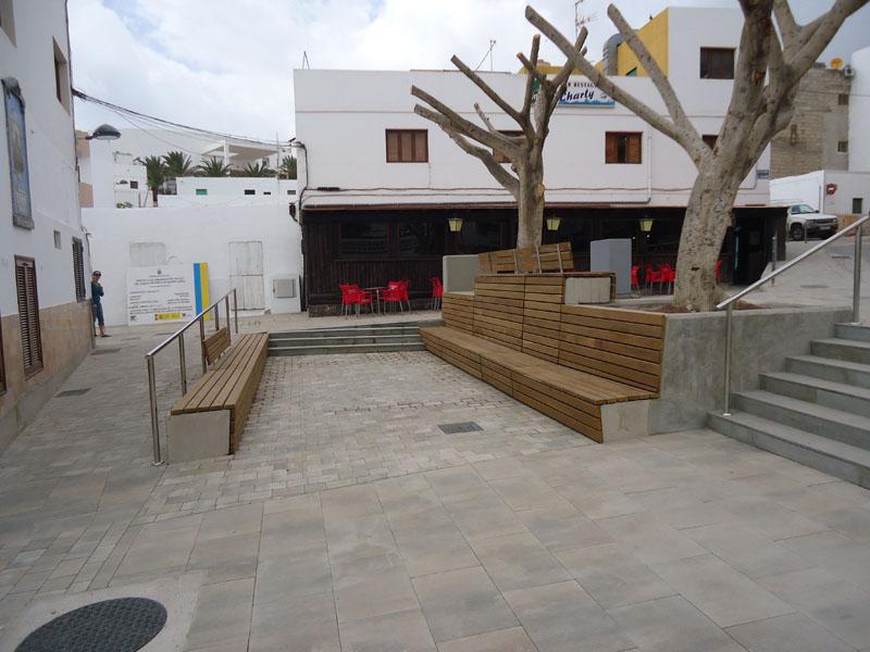 Proyecto Urbanización Casco Histórico Morro Jable (gestur)