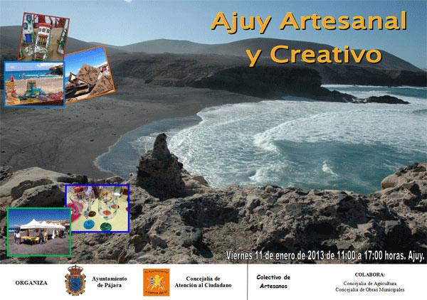 Ajuy Artesanal y Creativo