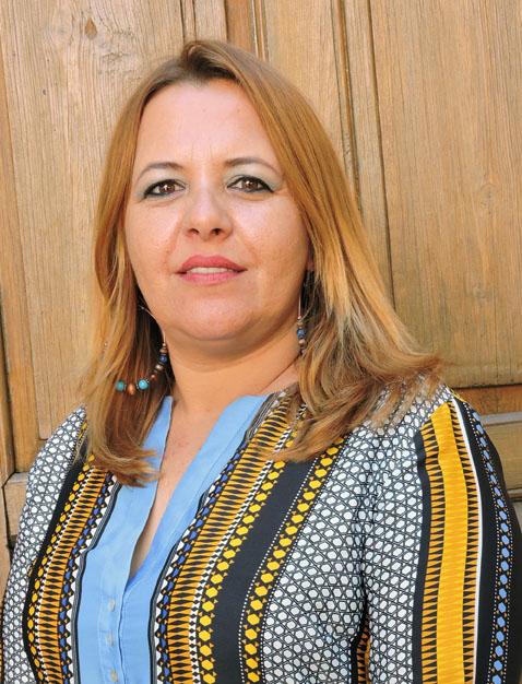 Sra. Dña. María de los Ángeles Acosta Pérez (CC)