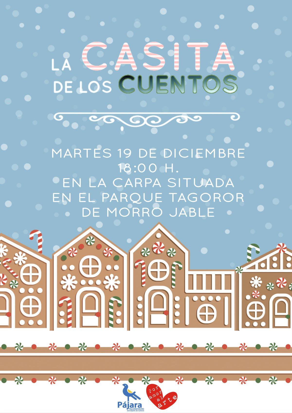 El Ayuntamiento de Pájara ofrece obras familiares y cuentos en su programación cultural de navidad