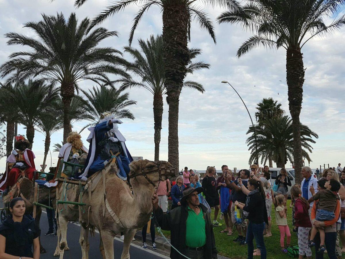 Las cabalgatas de Pájara, Morro Jable, Costa Calma y La Lajita contarán este año con diversas novedades