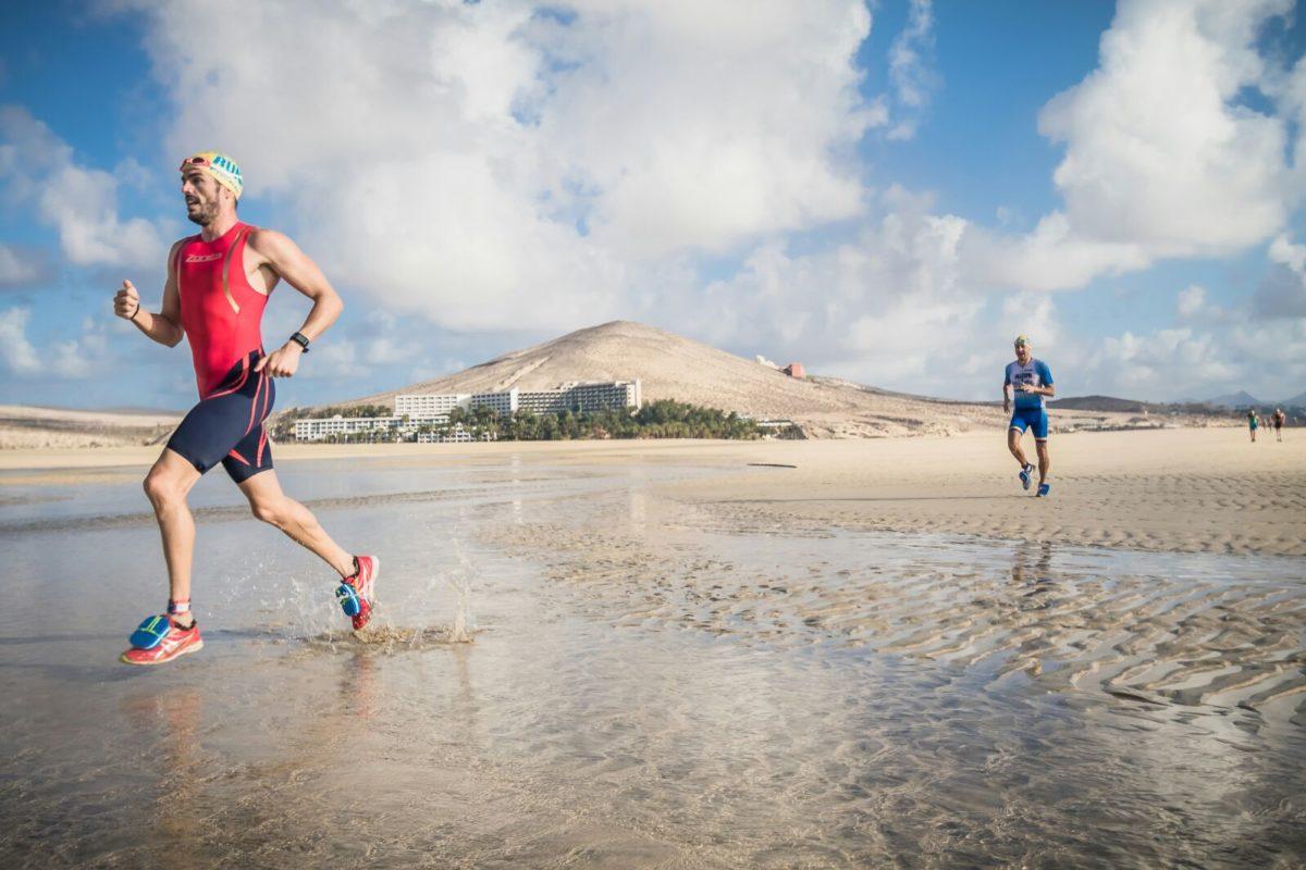 La segunda prueba de la SwimRun Series Canarias se celebrará el próximo 6 de octubre en las playas de Jandía