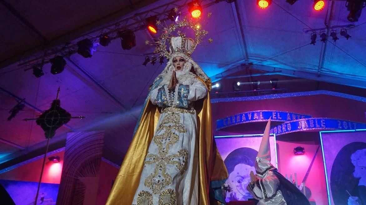 Morro Jable acoge mañana la Gala Drag Queen del Carnaval de Pájara 2018