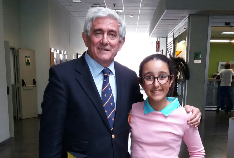 El Ayuntamiento de Pájara felicita a la golfista Nerea Garrido por su papel desempeñado en el Mundial Picht & Putt