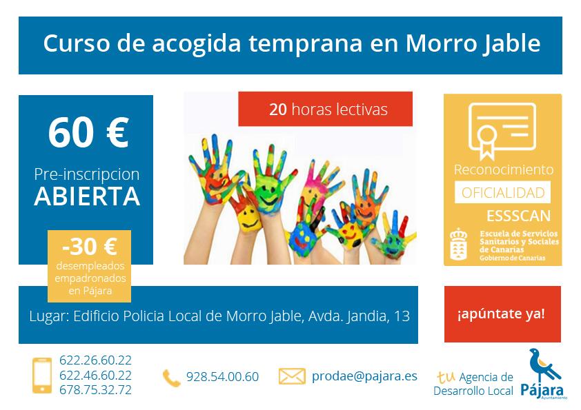 Pajara Ofrece Nuevos Cursos Con Descuentos Para Desempleados Ayuntamiento De Pajara