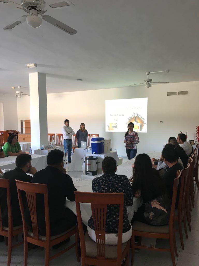 Más de cuarenta personas participan en las Jornadas de Hostelería y Turismo del Hotel Escuela de Morro Jable