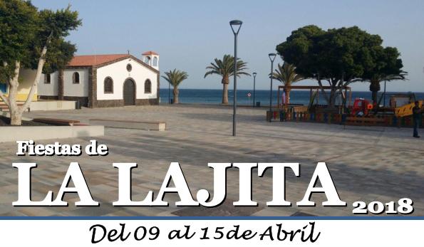 La Lajita acoge a partir del próximo lunes su programa de fiestas de 2018