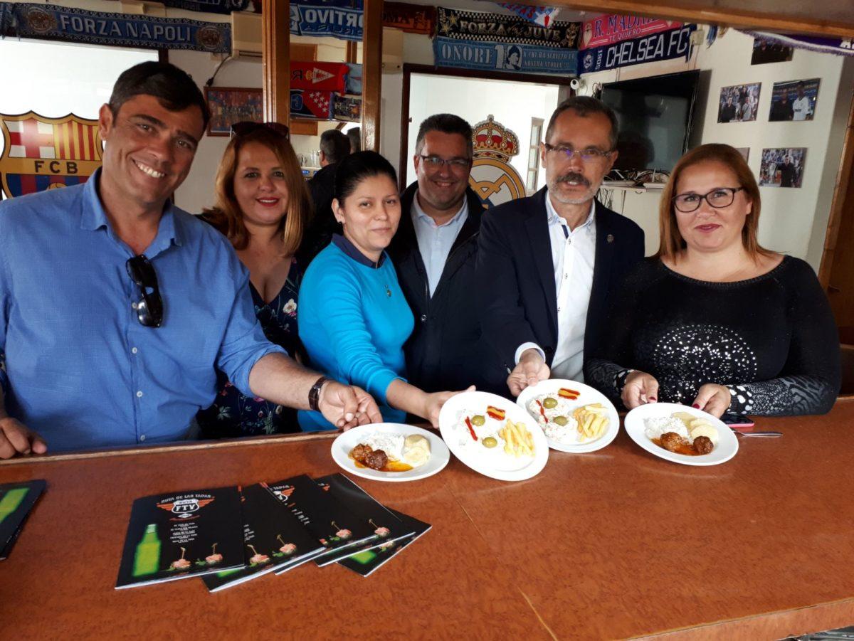 Continúa la edición insular de la Ruta de las Tapas en el municipio de Pájara