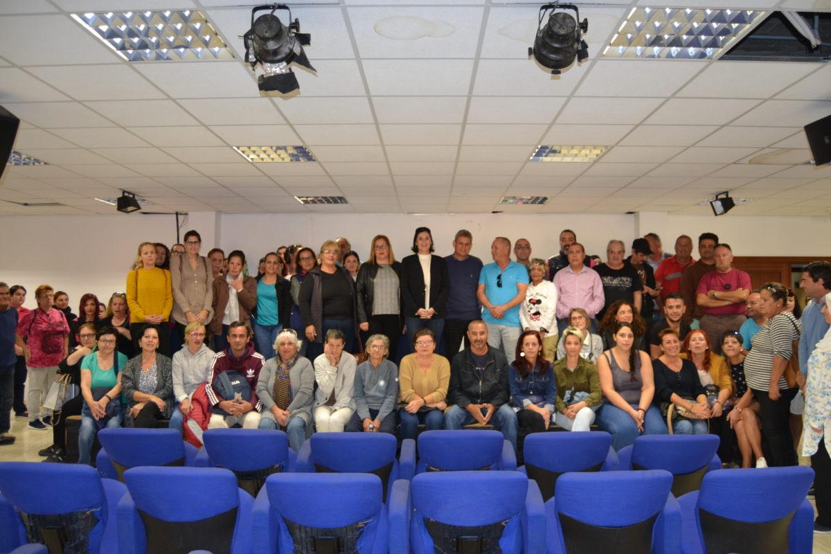 El Ayuntamiento de Pájara invierte 400.000 euros en empleo