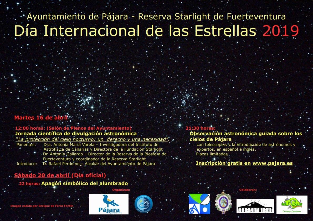 DÍA INTERNACIONAL DE LAS ESTRELLAS