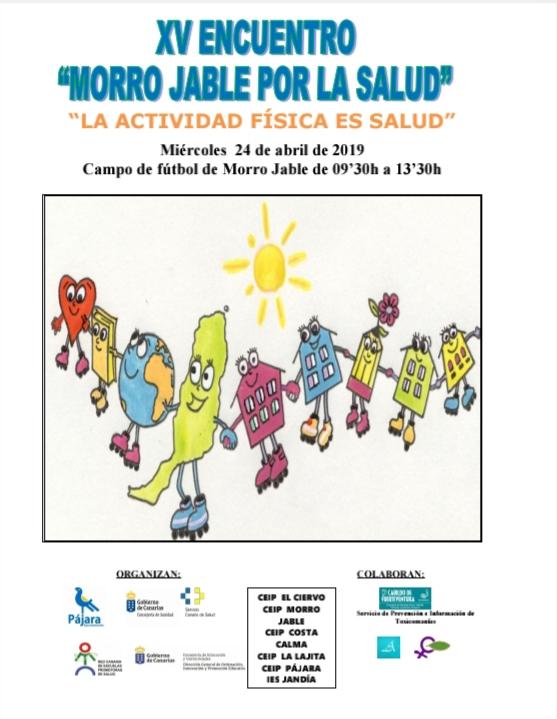 """XV encuentro """"Morro Jable por la Salud"""""""
