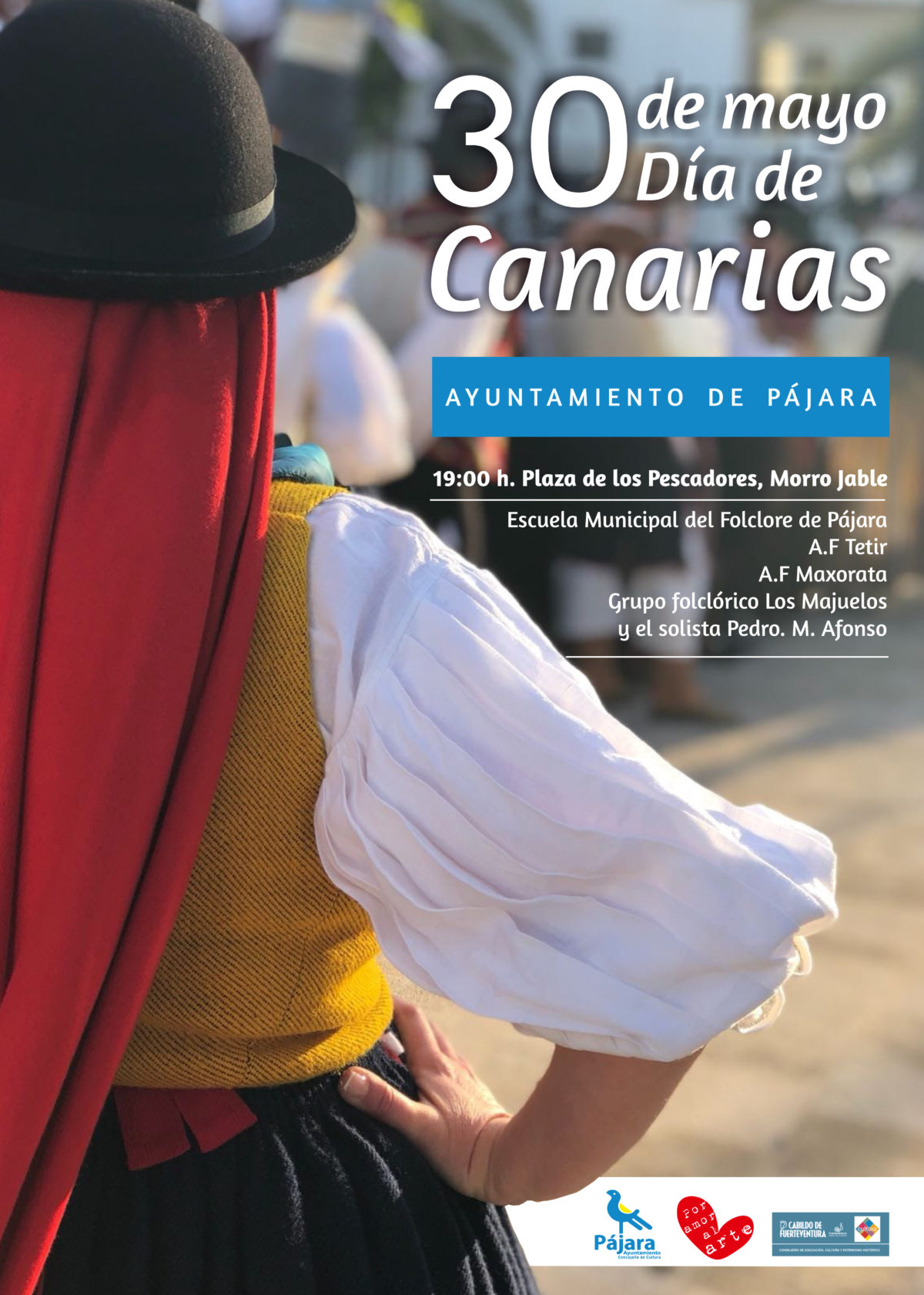 30 de Mayo. Día de Canarias