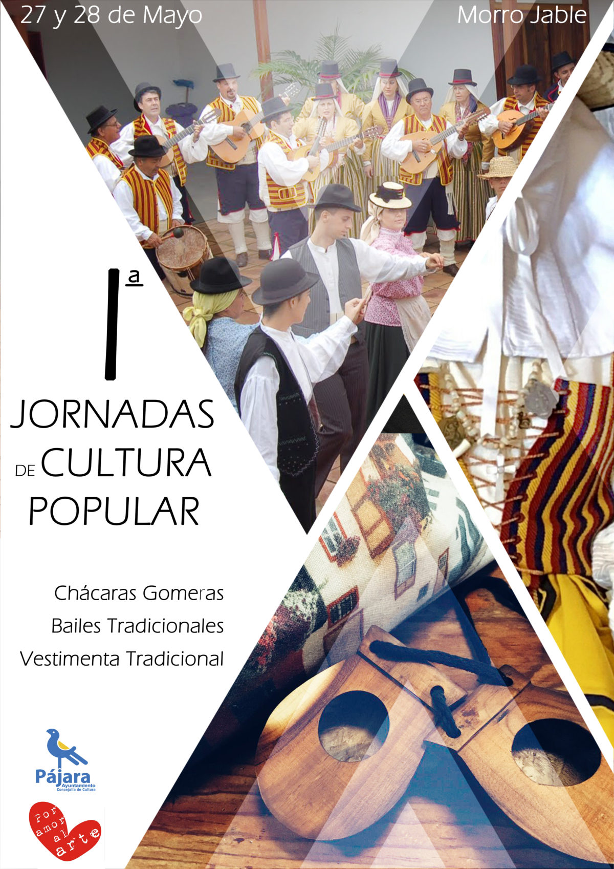 I JORNADAS DE CULTURA POPULAR