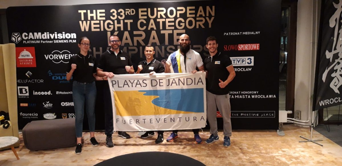 El Ayuntamiento de Pájara felicita a los karatekas del CAM El Jable Kyokushin por los buenos resultados conseguidos en el Campeonato de Europa de Kyokushin