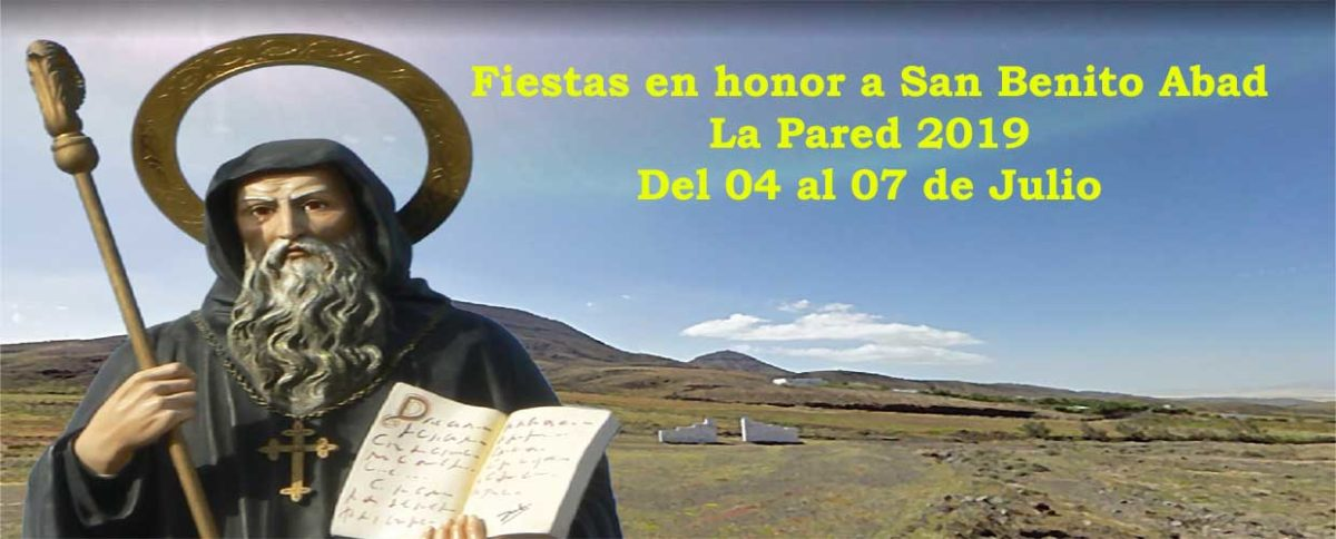 Fiestas en honor a San Benito Abad (La Pared)