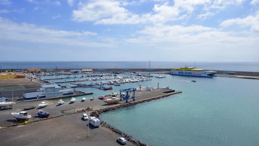 El Ayuntamiento de Pájara acondicionará el acceso al puerto de Morro Jable