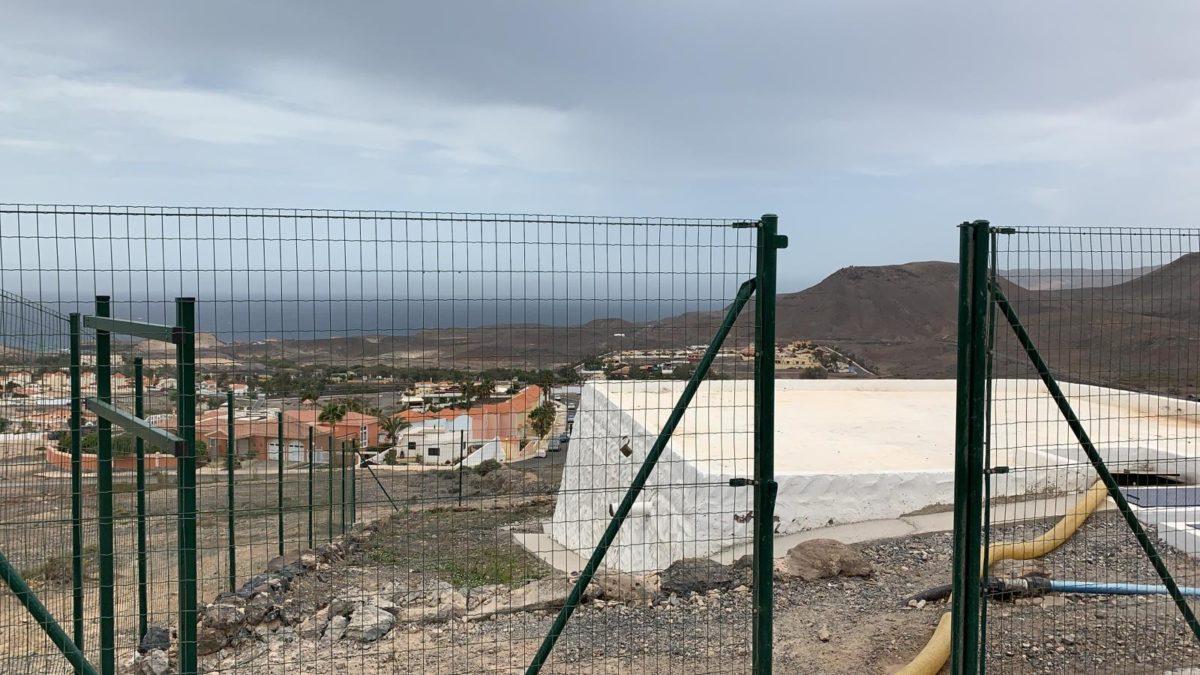 Pájara consigue el compromiso del Cabildo para solucionar los problemas de suministro de agua en el Sur