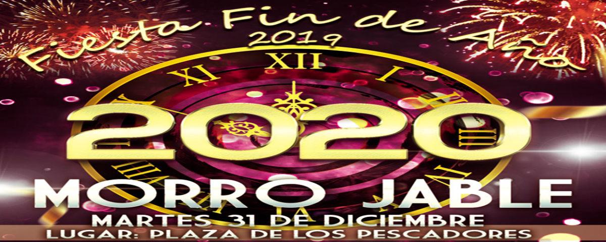 Prepárate para una noche inolvidable de Fin de Año 2019 en Morro Jable