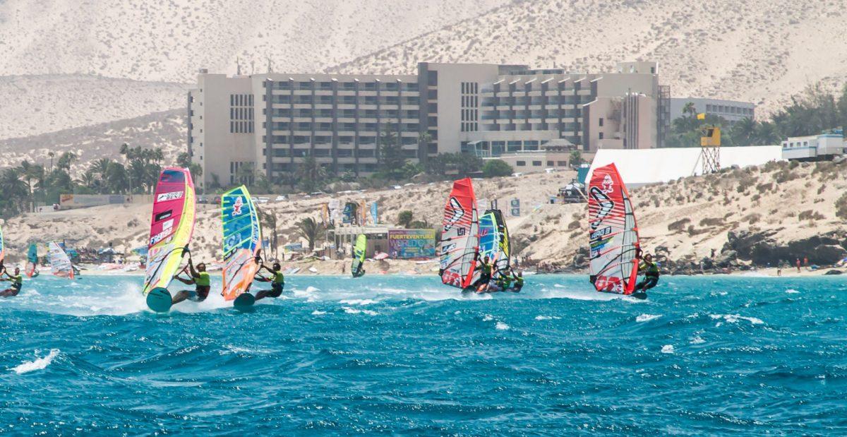 Se suspende el 'Campeonato de Windsurf y Kitesurf de Fuerteventura 2020'
