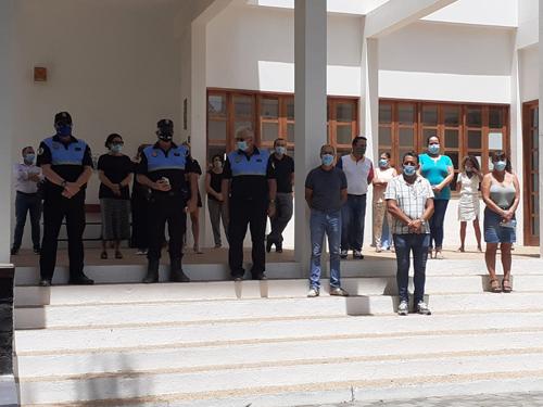 El Ayuntamiento de Pájara condena el asesinato de una nueva mujer en Tenerife