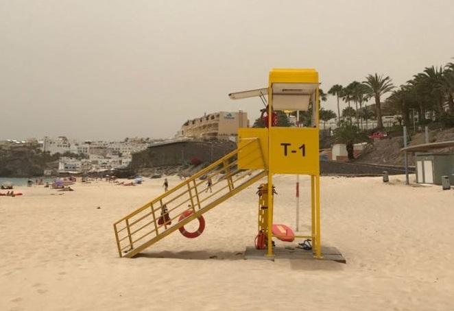 Pájara adjudica el servicio de socorrismo en varias playas del municipio