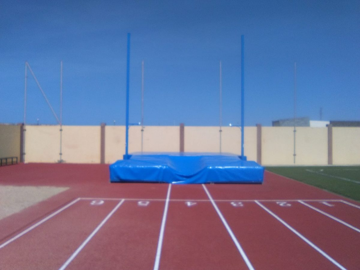 Continúan cerradas las instalaciones deportivas municipales de Pájara por el fuerte calor
