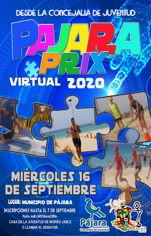 PÁJARA PRIX VIRTUAL 2020