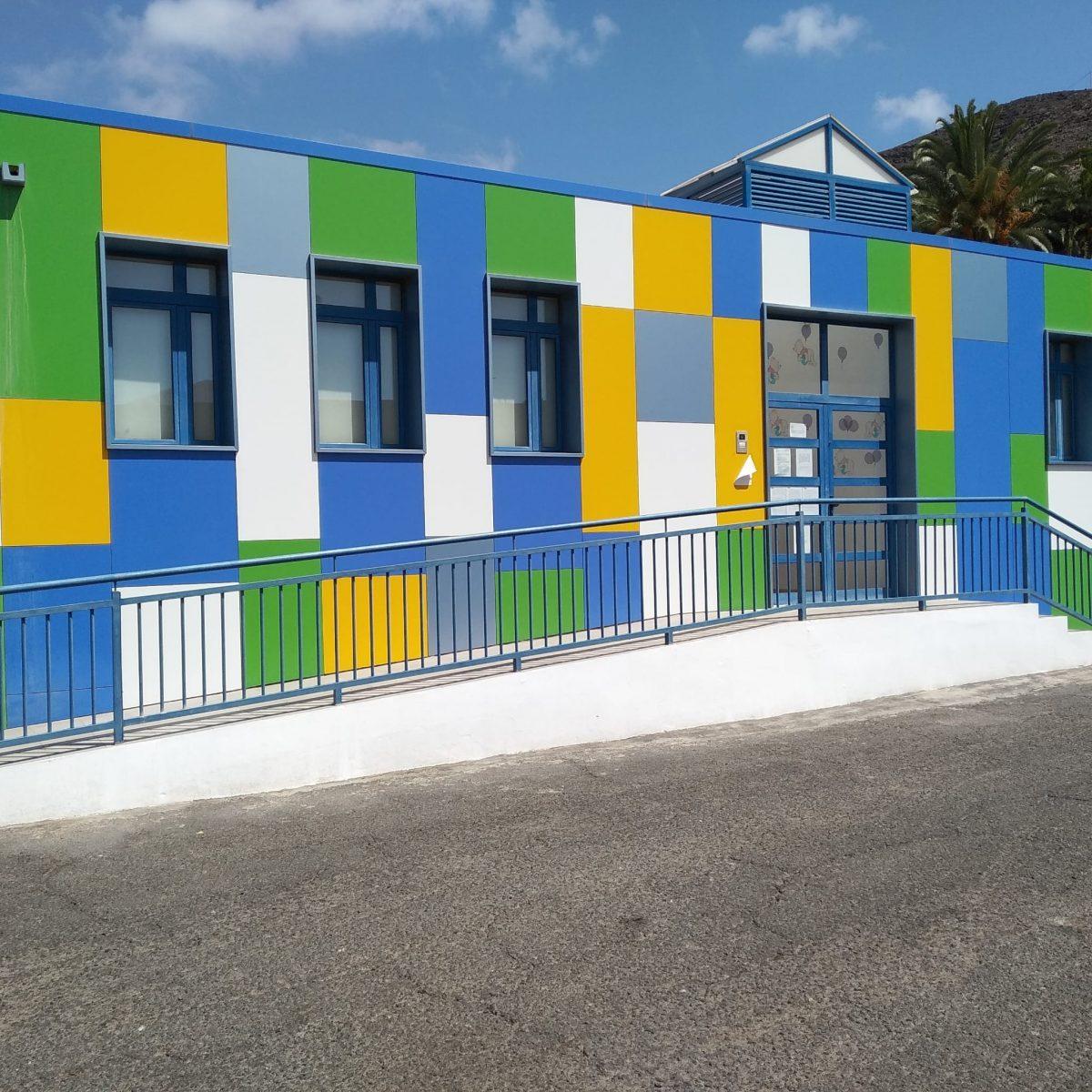 Las escuelas infantiles de Pájara, a pleno rendimiento con un centenar de niños
