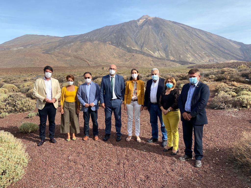 Pájara se congratula del anuncio de la ministra sobre un plan específico para el sector turístico de las Islas