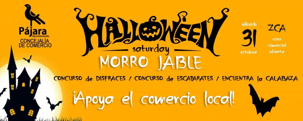 Halloween Saturday – Sábado 31 de octubre en Morro Jable – Zona Comercial Abierta
