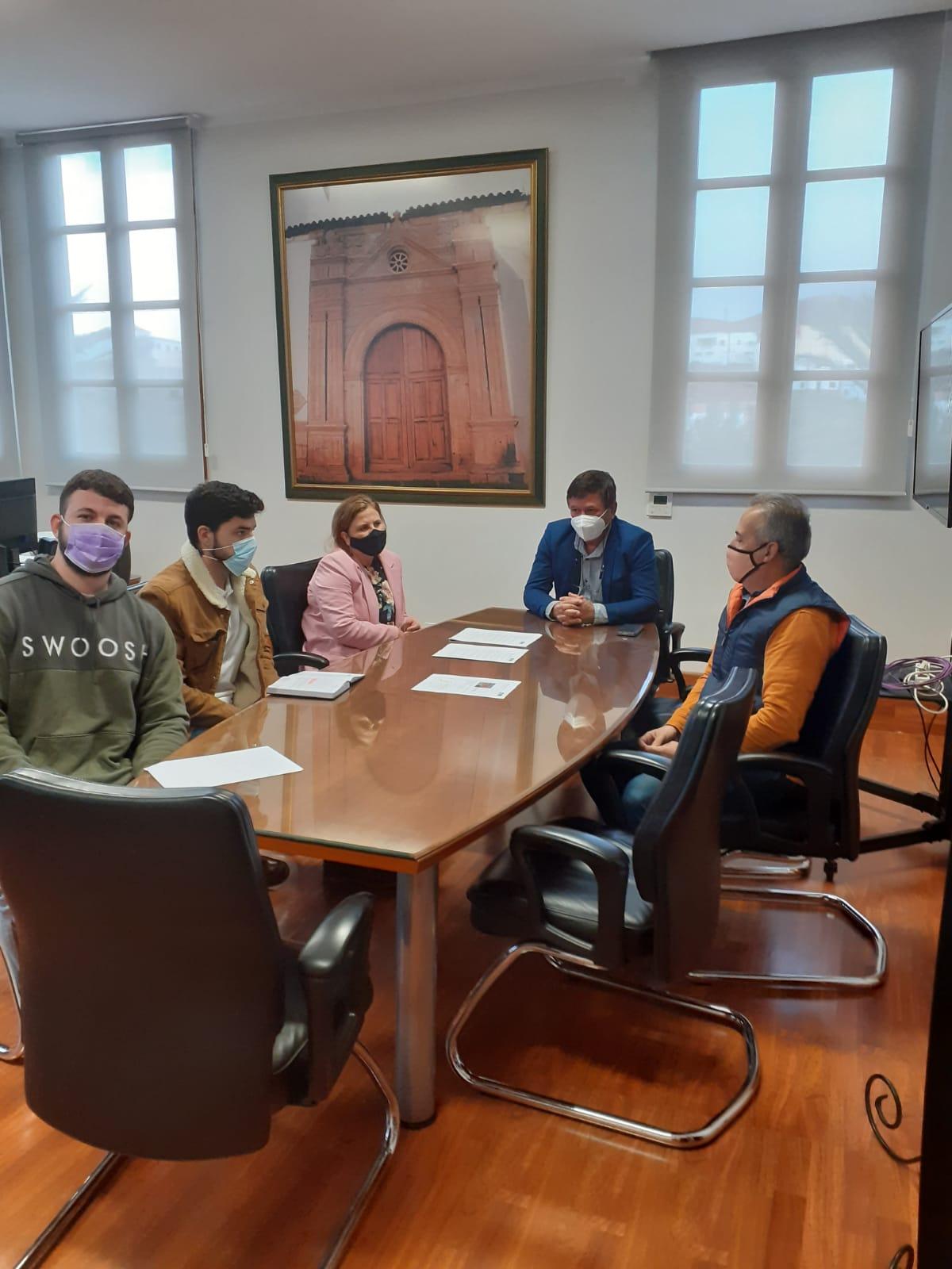 El Ayuntamiento de Pájara y el Cabildo de Fuerteventura inician los trámites para la construcción del IES La Lajita