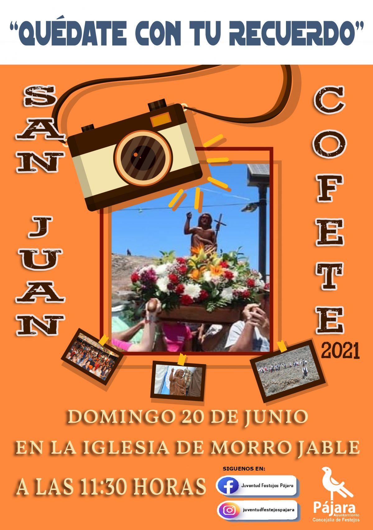 'Pronto volveremos a lo nuestro', vídeo de la conmemoración de las fiestas de San Juan, en Cofete