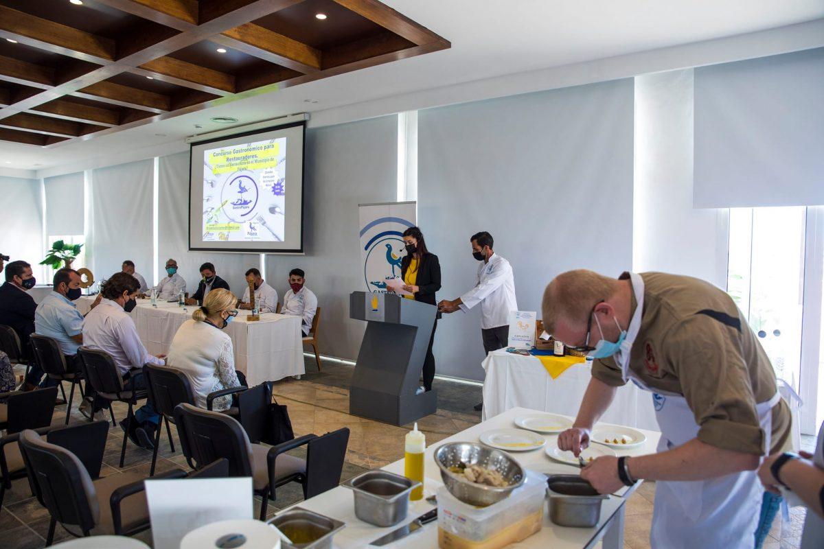 El Ayuntamiento de Pájara celebra el I Certamen Gastronómico para restauradores del municipio