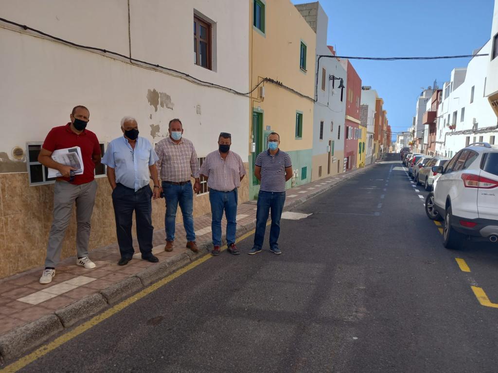 Pájara llevará a cabo obras de acondicionamiento en varias calles de Morro Jable
