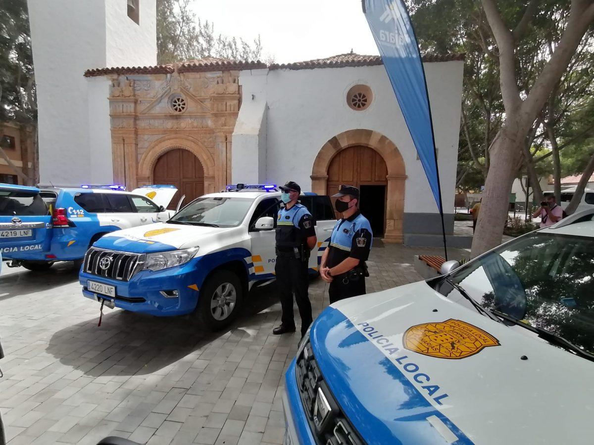 El Ayuntamiento de Pájara oferta seis plazas de Policía Local