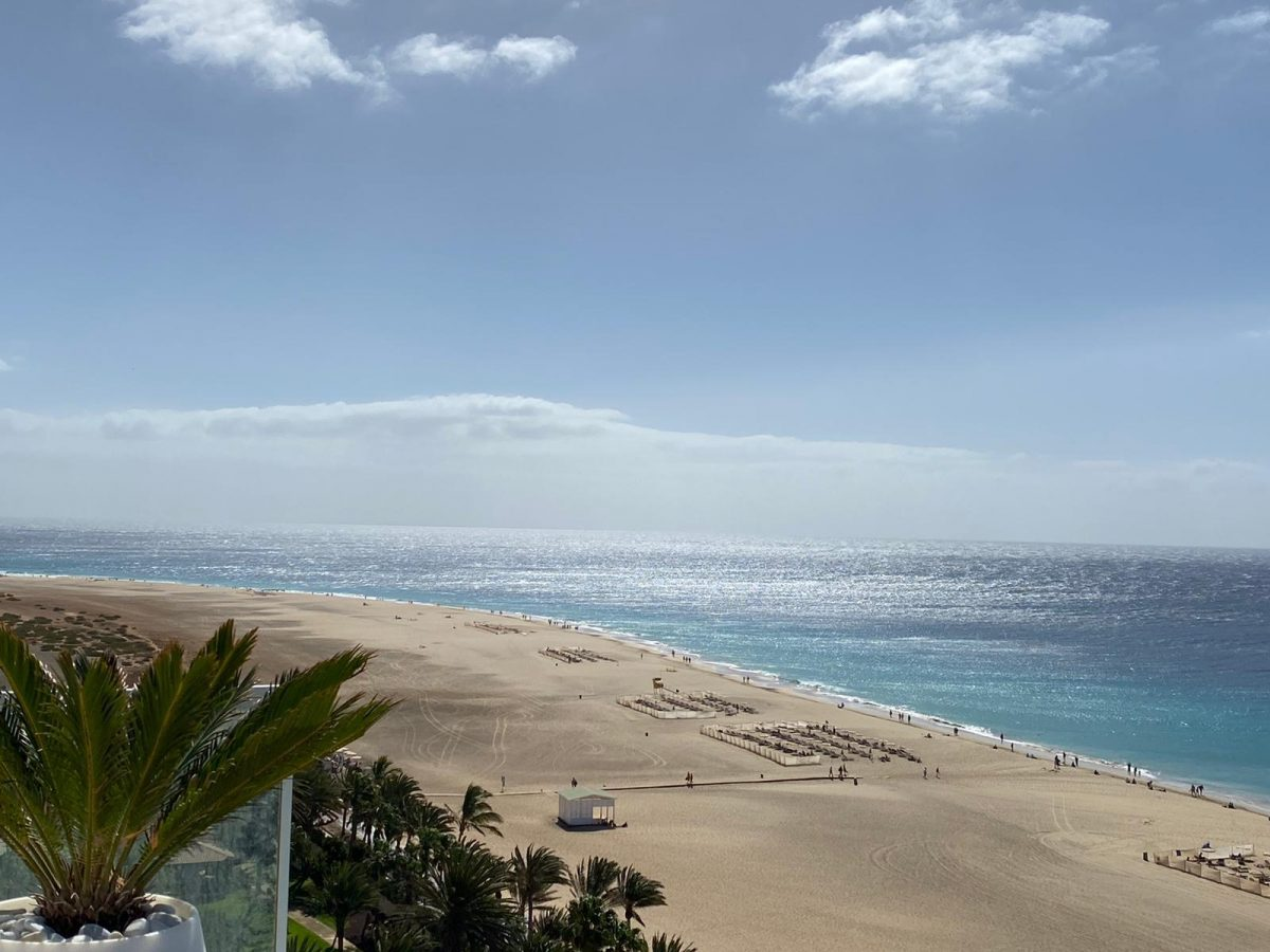 Pájara invierte 450.000 euros en mejorar la seguridad, accesibilidad y limpieza de las playas del municipio