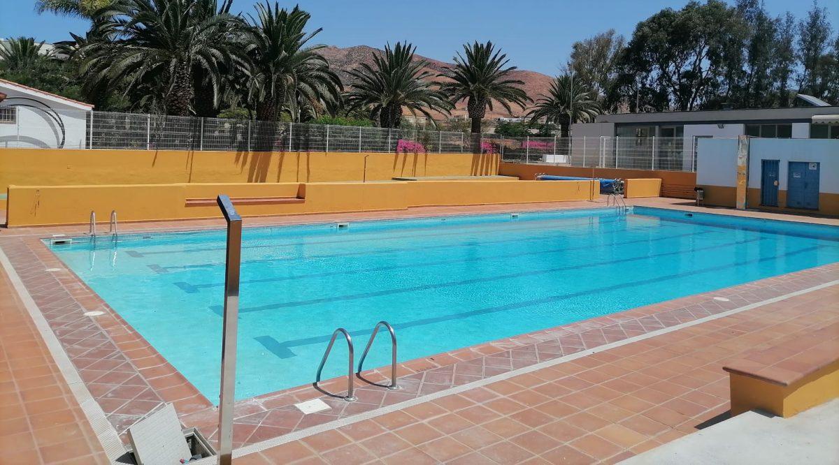 Reabre en septiembre la piscina municipal de Pájara