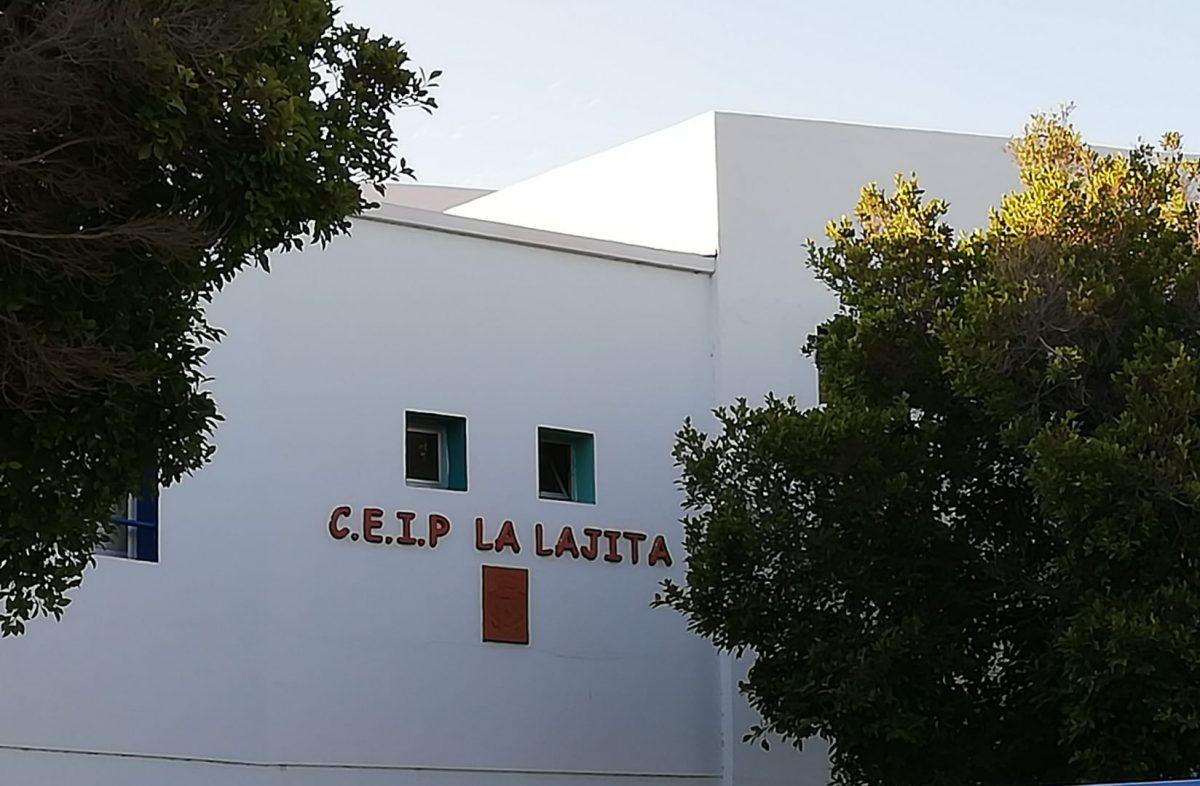 El Ayuntamiento de Pájara acondiciona las instalaciones del CEIP La Lajita