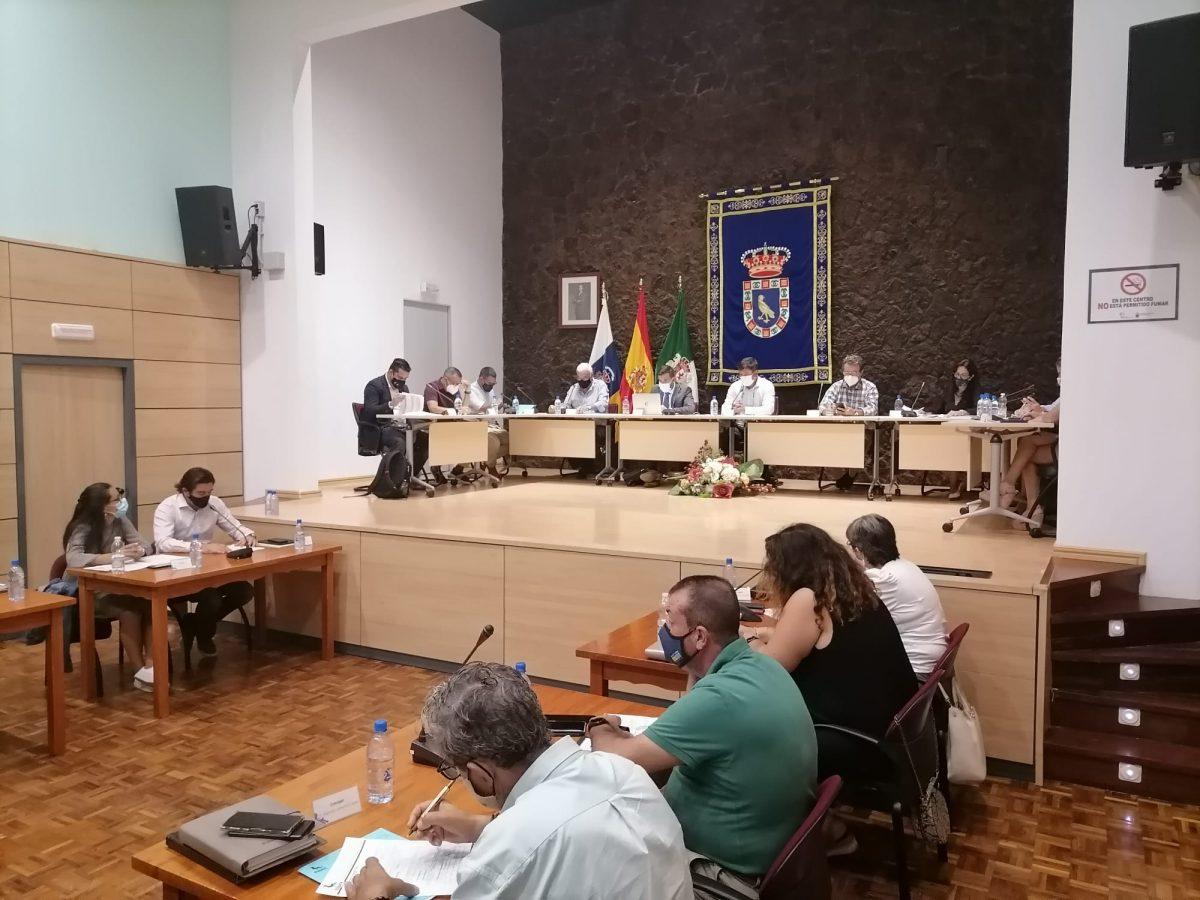 El Ayuntamiento de Pájara habilita una línea de ayudas para paliar la crisis económica en las pequeñas empresas del municipio