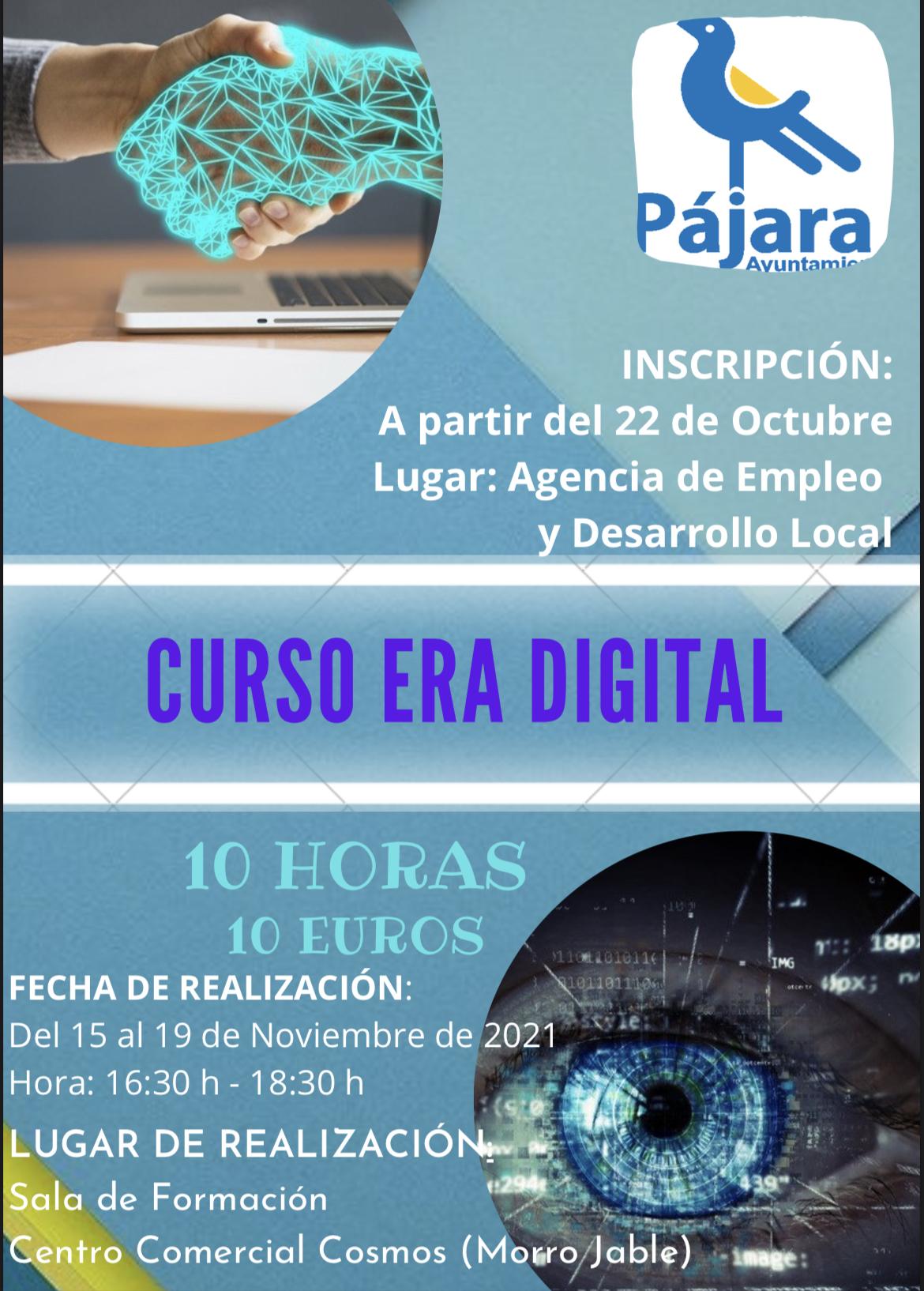 El Ayuntamiento oferta cursos de castellano y de competencias digitales para fomentar la inserción laboral en Pájara
