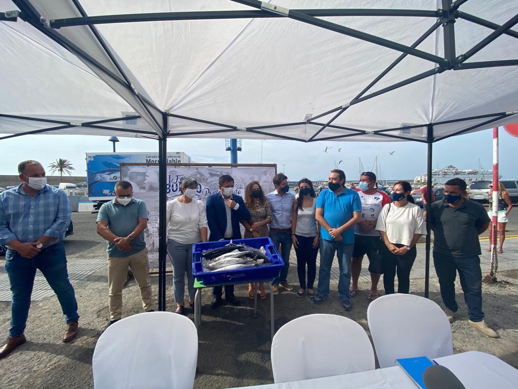 Pájara pone en marcha un proyecto para fomentar el consumo de productos frescos locales y la diversificación económica del municipio